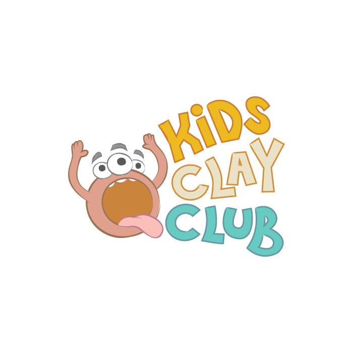 kids clay club logo