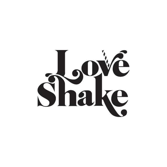 love shake logo